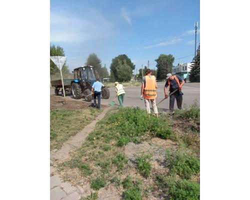 Додаткові робочі руки в допомогу комунальникам