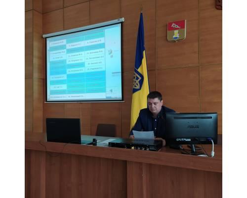 13 серпня 2020 року відбулась позачергова 76 сесія міської ради Харківської області.