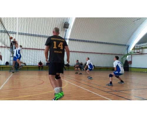 Першість міста з волейболу. Результати І туру