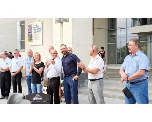 На головній площі Первомайського відбувся традиційний 26-й турнір з боксу пам\