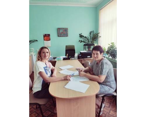 Співпраця між центром зайнятості та навчальними закладами в новому навчальному році