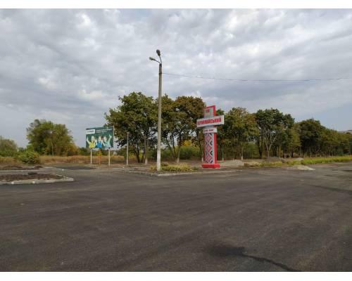 Стан головного перехрестя міста на кінець вересня 2020 року (ФОТО)
