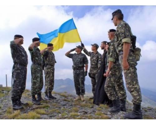 Шановні  бійці територіальної оборони України!
