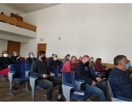 Відбулась 79 сесія Первомайської міської ради Харківської області 7 скликання