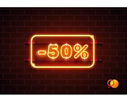 Ярмарок  продовольчих продуктів «ОСІННІЙ ЦІНОПАД»! Знижки від 15 до 50%
